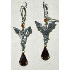 Bats Earrings No. e18037
