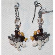 Griffin Earrings No. e18098