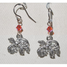 Hermit Crab Earrings No. e19059
