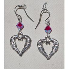 Angel Wings Earrings No. e19112