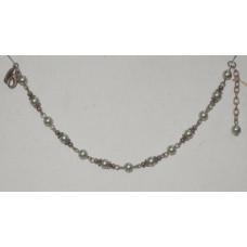 Pearls in Light Green Bracelet No. m13030