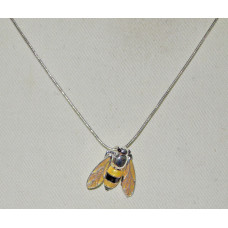 Wasp Hand painted Pendant No. n15146