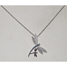 Dragonflies Small Pendant No. n17028