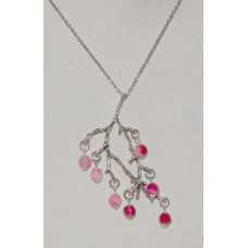 Lingonberry Necklace No. n18149