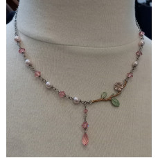 Flowering Branch Necklace No. nn21002