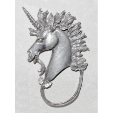 Unicorn Glasses Holder Brooch No. b15027