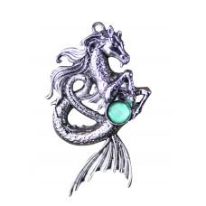 Kelpie Hänge för ett Överjordiskt Sinne av Briar - Vattenhäst