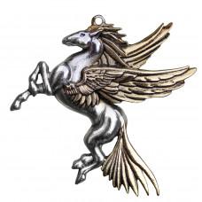 Pegasus Pendant for Divine Understanding by Briar - Flying Horse