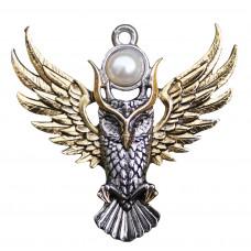 Owl of Athena Pendant for Magickal Wisdom by Briar